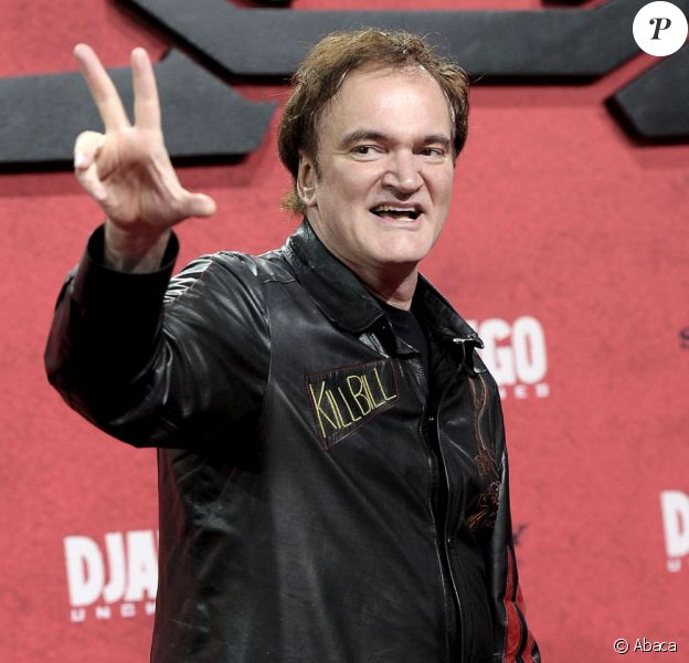 Quentin Tarantino ici lors de la première de Django Unchained à Munich, le 18 janvier 2013.