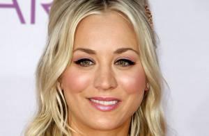 Kaley Cuoco, la bombe de 'The Big Bang Theory': Au naturel c'est la catastrophe