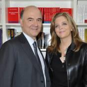 Pierre Moscovici : Sa jeune et jolie compagne Marie-Charline Pacquot parle enfin