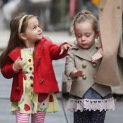 Sarah Jessica Parker : Ses jumelles sont de véritables petites princesses