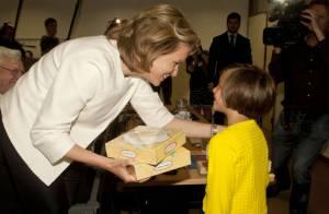 Princesse Mathilde : Sourire et douceur, sa réponse face au deuil des enfants