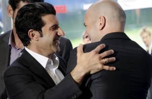 Zinédine Zidane et Luis Figo : Amitié virile entre les deux ex du Real Madrid