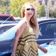 Britney Spears fait du shopping à Bristol Farms à Los Angeles, le 19 avril 2013.