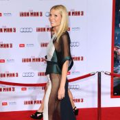 Gwyneth Paltrow : La plus belle femme, ultrasexy dans une robe transparente
