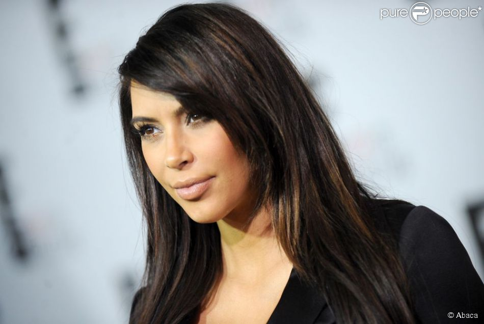 Kim Kardashian le 22 avril 2013 à New York