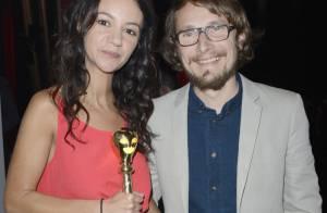 Palmarès du théâtre : Marie-Julie Baup récompensée face son mari Lorànt Deutsch