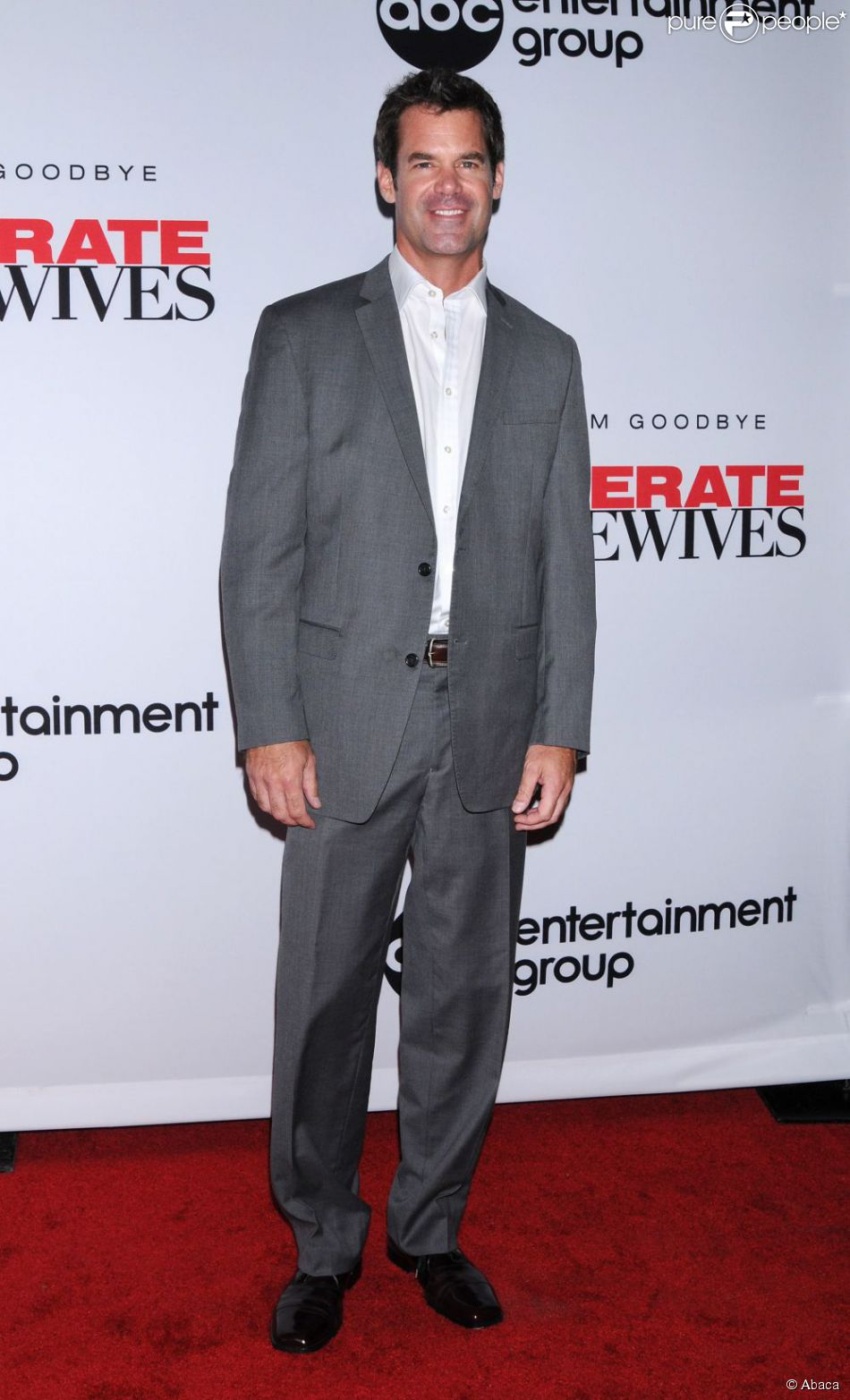 Tuc Watkins au lancement de la saison finale de  Desperate Housewives  à Los Angeles, le 21 septembre 2011.