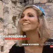 Pékin Express 2013 : La jolie Alexandra Rosenfeld pour le 100e épisode !