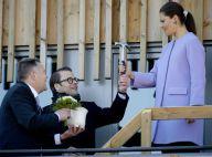 Princesse Victoria : Clou du spectacle au château Läckö, Daniel en est marteau