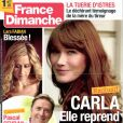 France Dimanche à paraître le 3 mai 2013.