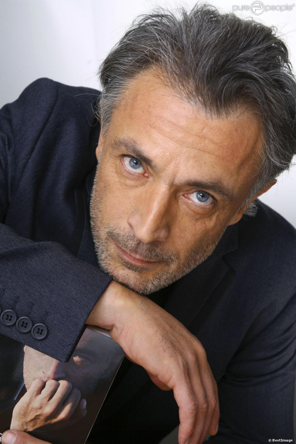 Frédéric Deban. Portrait réalisé le 28 mars 2013.