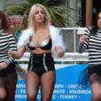 Michaela Weeks a fait fortune en tant que troublant sosie de Britney Spears.