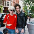 Agyness Deyn et Albert Hammond