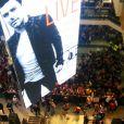 Ricky Martin a fait la promotion de son best of intitulé Greatet Hits, à Sydney, le 9 mai 2013.