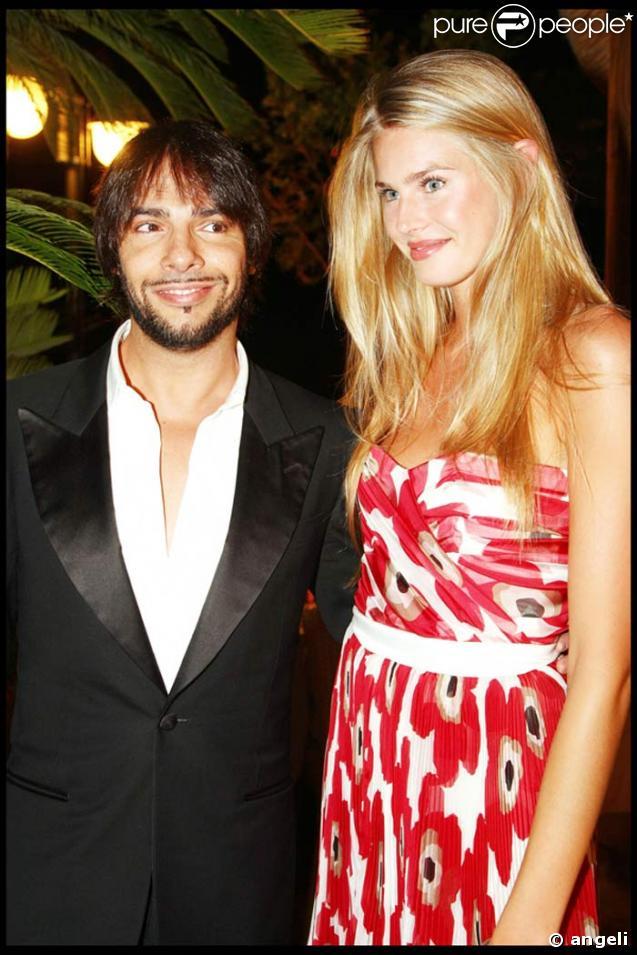 Vanessa Hessler et Joaquin Cortes