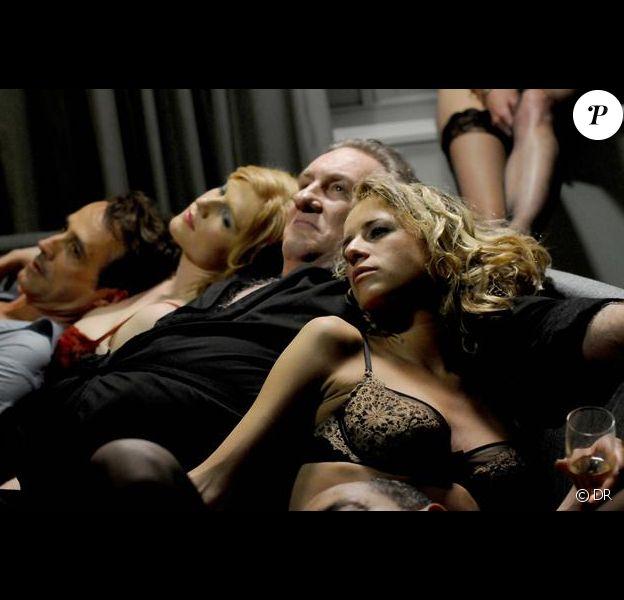 Gérard Depardieu dans un extrait du film Welcome to New York.