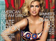 Kate Upton : Pulpeuse, elle défend ses formes et sa poitrine magnifique