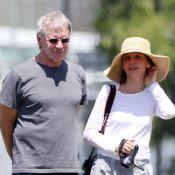 Calista Flockhart et Harrison Ford : Toujours présents pour les matchs de Liam !