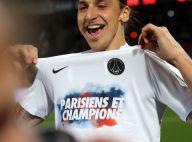 PSG champion : Joie et émotions pour Ibrahimovic, Beckham et leurs coéquipiers
