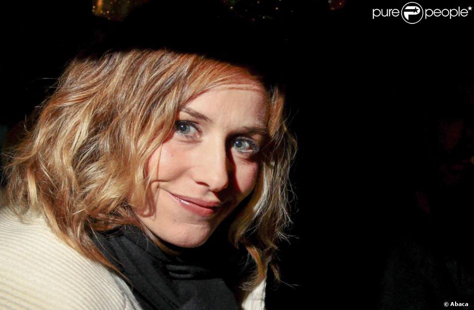 Cécile De France à Bordeaux le 5 février 2013