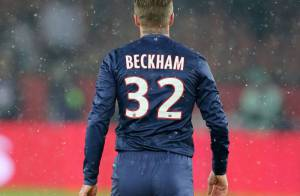 David Beckham : Le Spice Boy dit stop et met fin à Paris à sa belle carrière