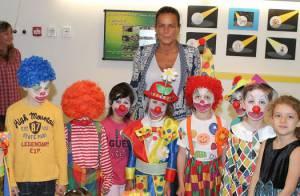 Stéphanie de Monaco : Aux anges dans une école transformée en cirque