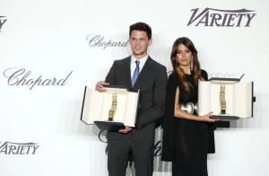 Cannes 2013 : Colin Firth, amoureux et séduisant pour les trophées Chopard