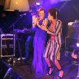La soirée des Trophées Chopard lors du Festival de Cannes le 17 mai 2013 : Caroline Scheufele et Solange Knowles