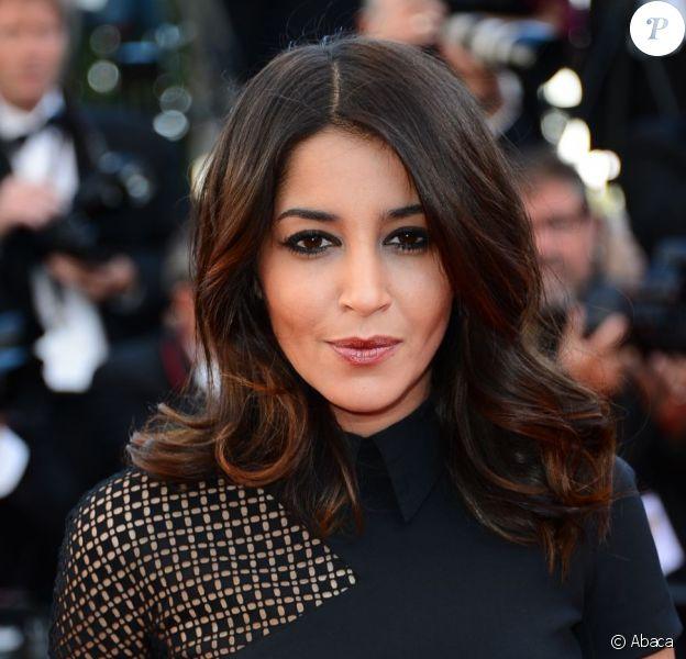 Cannes 2013 : Leïla Bekhti, envoûtante, non loin de son