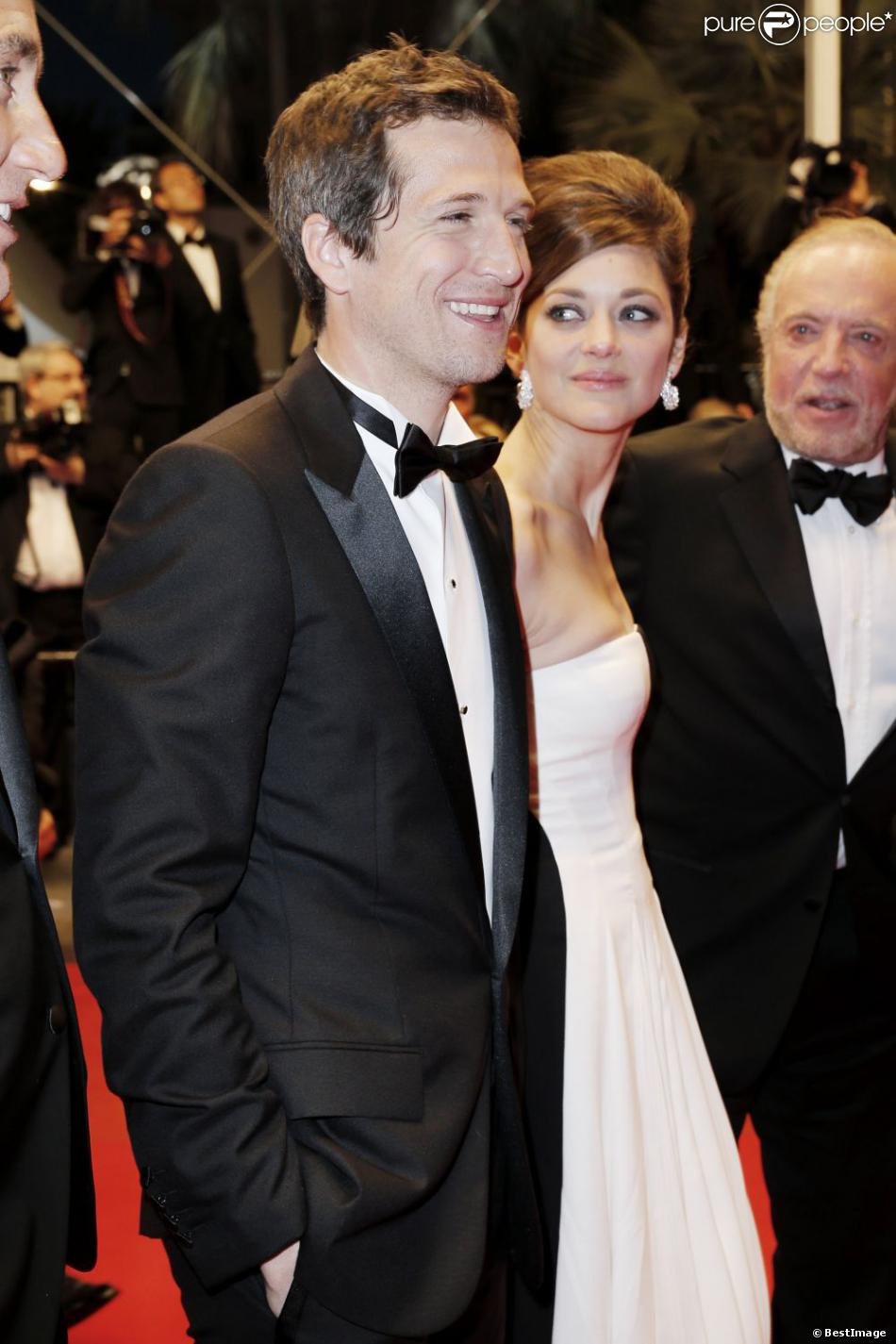 Guillaume Canet Wife Marion Cotillard fi&#2...