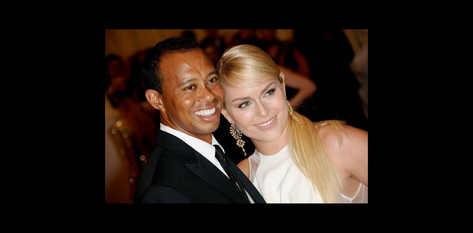 Tiger Woods : Sa belle Lindsey Vonn joue les mamans auprès ...