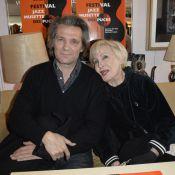 Yvan Le Bolloc'h et Nicole Croisille font swinguer les puces