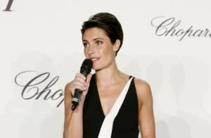 Alessandra Sublet : ''Je suis heureuse du choix d'Anne-Sophie Lapix''