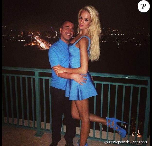Instagram de Jade Foret - Arnaud Lagardère et Jade Foret se sont mariés !