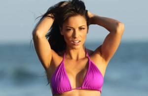 Melissa Riso : Une bombe en bikini qui nous donne envie de soleil
