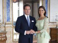 Madeleine de Suède et Chris O'Neill : Futurs mariés fiers et rayonnants