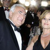 Cannes 2013 : Dominique Strauss-Kahn et sa compagne sur le tapis rouge !