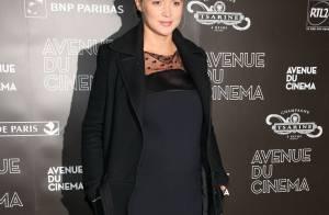 Virginie Efira maman d'une petite fille : retour sur une grossesse très épanouie