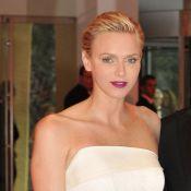 Princesse Charlene : Divine vamp pour Nico Rosberg et sa belle Vivian Sibold