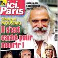 Magazine Ici Paris du 29 mai 2013.