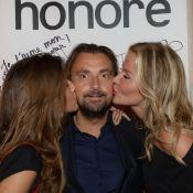 Henri Leconte: Sa belle Florentine, ses enfants, ses amis réunis pour ses 50 ans