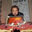 Henri Leconte lors de la soirée d'anniversaire d'Henri Leconte qui célébrait ses 50 ans au restaurant Très Honoré à Paris le 30 mai 2013