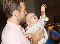 James Van Der Beek : Avec son bébé, sa fille et sa femme, Dawson est aux anges