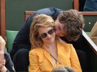 Roland-Garros 2013 : Natalia Vodianova tendre avec son fils et son compagnon