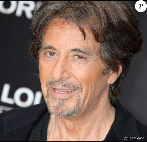 Al Pacino lors de la première de La loi et l'ordre à Paris le 15 septembre 2008.