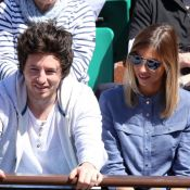 Roland-Garros : Alexandra Rosenfeld et Jean Imbert, duo amoureux devant Tsonga