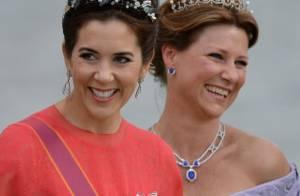 Mariage de Madeleine de Suède, le cortège: Mary, Charlene, Tatiana éblouissantes