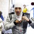 Patrick Dempsey aux 24 heures du Mans, le 9 juin 2013.