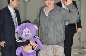 Brad Pitt avec Pax : Père et fils craquants à l'autre bout du monde