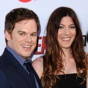 Dexter : Michael C. Hall classe au bras de son ex, devant Charlotte Rampling